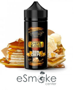 Don Crepe VenomZ flavor shots 120 ML